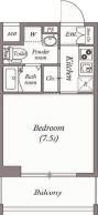 2号室タイプ